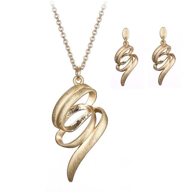 Shineland Gold Color Spiral...