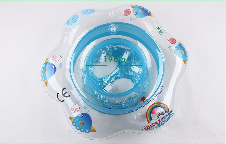 Baby Swimming Ring Seat Pool Accessories piscine Inflatable Float Kids Swimtrainer boue gonflable