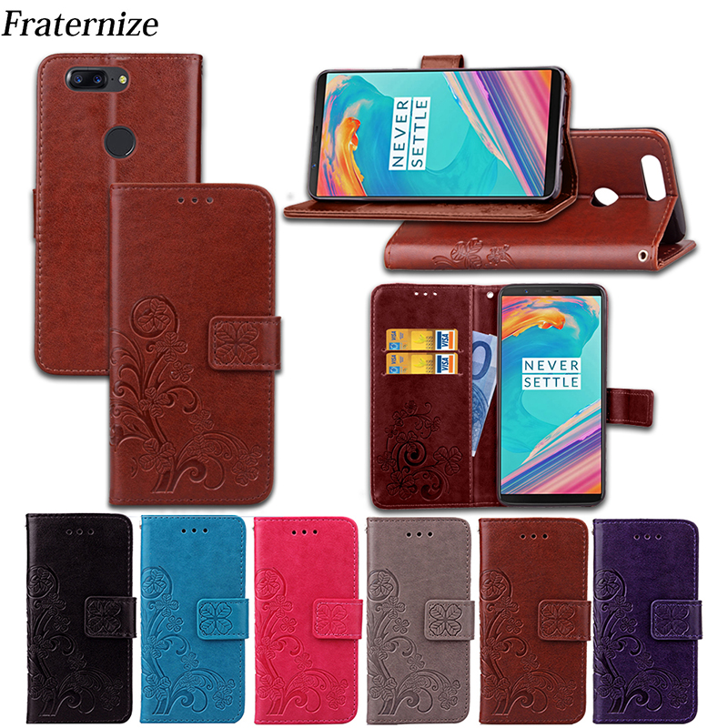 Oneplus 5T 3D flower Flip Leather Case For Oneplus 5T A5010 Wallet Back Cover Stand Phone Cases For Oneplus 5 One plus 3T 3 case