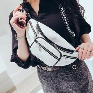 New Bags For Women Waist Bag Female Ladies Purse Waist Bags Belt Women's Belt Female Bag Pack Men Fanny Packs bolsa feminina