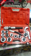 Manual hydraulic tube expander CT-300AL (10-42mm) Expanding Tool set (3/8 to 1-5/8)