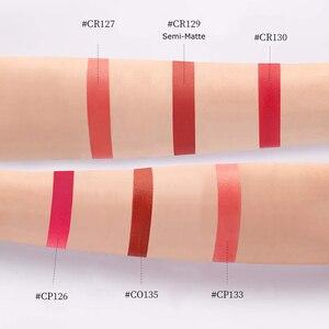 Image 5 - Catkin Hydraterende Lipstick Met Zes Mooie Kleuren Silky Voeden Lip Stick Met Triple Plant Essentie Langdurige Waterdichte