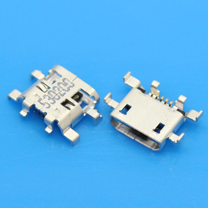 Clgxdd 3-10pcs Micro USB Jack Charger Charging Port Socket Connector Dock Plug For LENOVO A8-50 A5500-HV A5500 A5500H 8