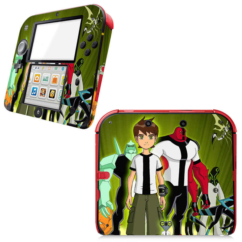 Cute Vinyl Skin Sticker Protector for Nintendo 2 DS skins