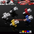 For HONDA CBR500R CB500F CB500X CB600F HORNET CNC Billet Clutch Cable Wire Adjuster Screw M8*1.25 Black