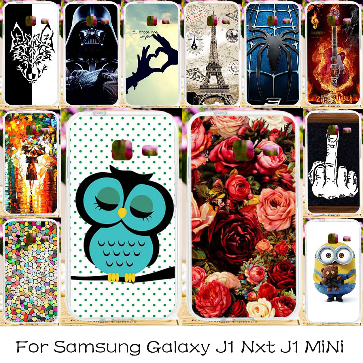 Taoyunxi Silicone Plastic Phone Case For Samsung Galaxy J1 Nxt Details About Ut15b Multifunction Voltage Short Circuit Tester Step Mini 2016 Bag Cover J105 Sm J105f J105h Housing Shell