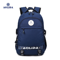 AOLIDA Brand Backpacks Large Capacity Backpack Female Unisex School Bags Oxford Backpacks For College Gifts Laptop