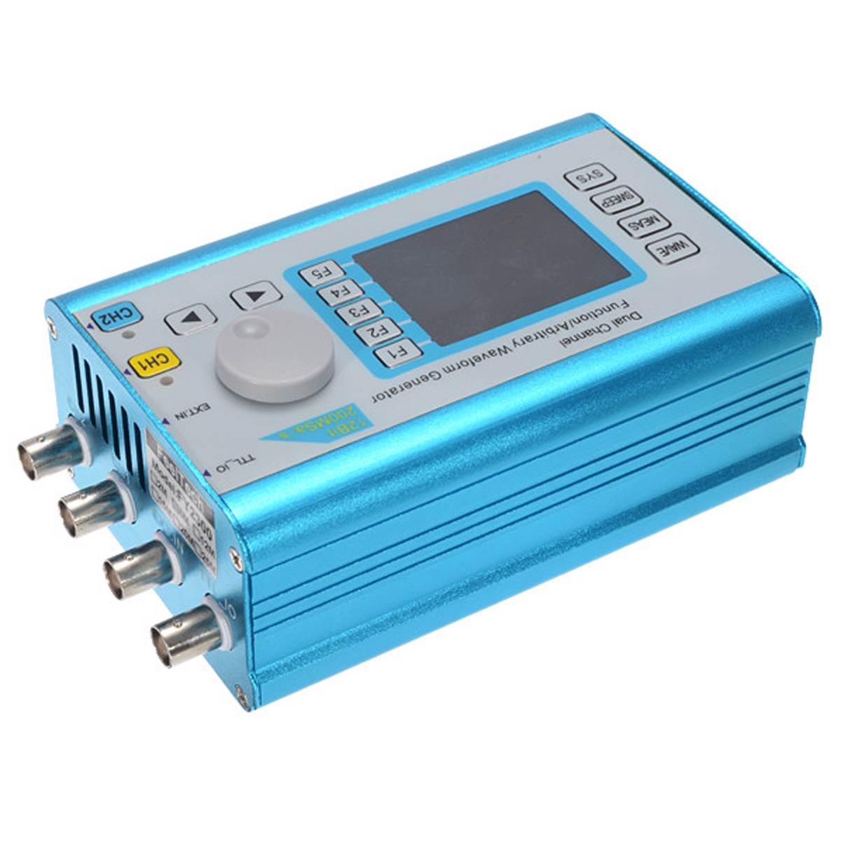 FY2300 6MHz Arbitrary Waveform Dual Channel High Frequency Signal Generator 200MSa/s 100MHz Frequency Meter DDS New 2018 hot new rigol dg4102 signal arbitrary waveform generator awg 100mhz 2 channel 7inch lcd display
