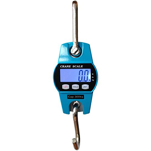 CSS 300kg/600lb Mini Industrial Crane Digital Hanging Scale Crane Scale Hook Scale dhtml css