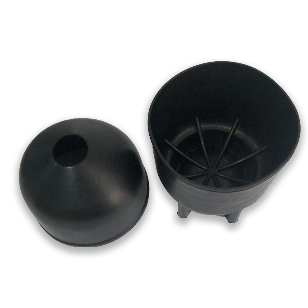 AC9090 Boot And Cap For 9L Carbon Fiber SCBA Air Tank In 300 Bar 4500Psi For Breathing Or Pcp Air Gun Filling Acecare 2019