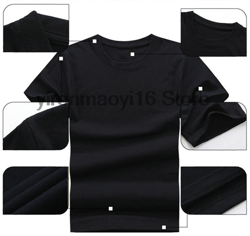 GILDAN 100% cotton O-neck printed T-shirt Gil Heron T Shirt The Revolution Will Not Be Televised