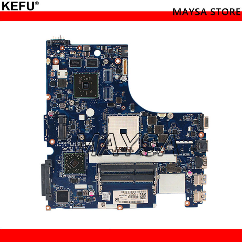 mainboard For Lenovo G505S Laptop motherboard VALGC/GD LA-A091P HD8570M/1G 100% Tested mainboard For Lenovo G505S Laptop motherboard VALGC/GD LA-A091P HD8570M/1G 100% Tested