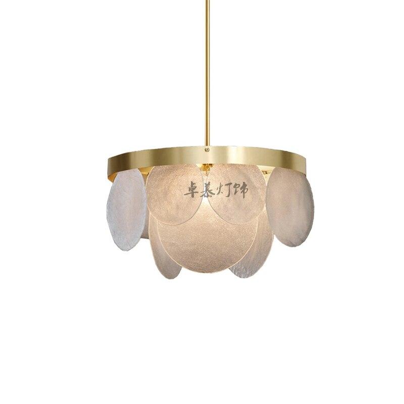 Minimalista E moderno Luz Pingente Lâmpada Nordic Roupas Decoração de bola de vidro Da Lâmpada Do Teto para Sala de estar Quarto Sala de Jantar