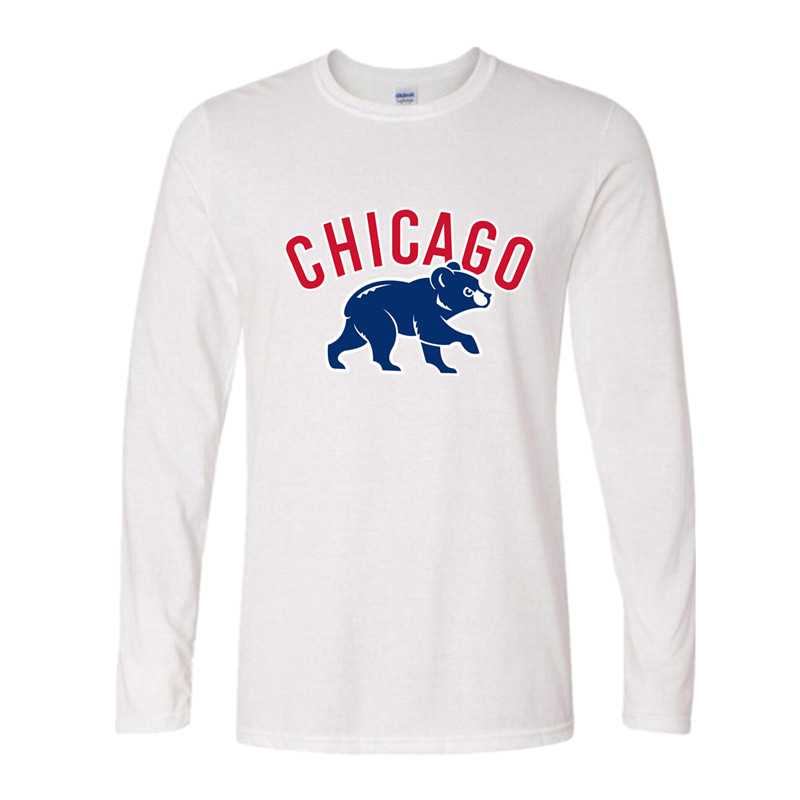 Online buy wholesale cub t shirts from china cub t shirts for Cheap t shirt printing chicago