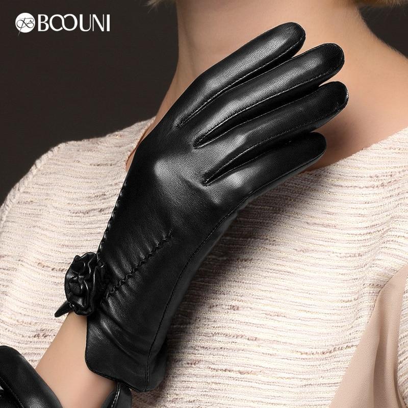Doreza prej lëkure origjinale BOOUNI Gratë e modës Gratë doreza - Aksesorë veshjesh - Foto 1