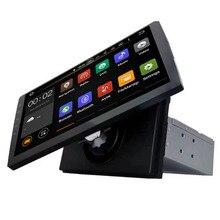 "10,1 ""Android 7.1 ROM 2G Universal 1 Din/einem lärmauto DVD-Player + Radio + GPS-Navigation + Autoradio + Stereo + Bluetooth + SD USB RDS"