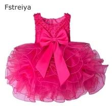 Baby girls princess dress mini costume kids cake smash dresses for 1 year girl baby birthday lucky+child summer clothes