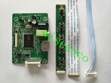 라즈베리 파이 3 1920x1080 30 핀 EDP LCD 컨트롤러 드라이버 보드 모듈 EDP 신호 2 레인