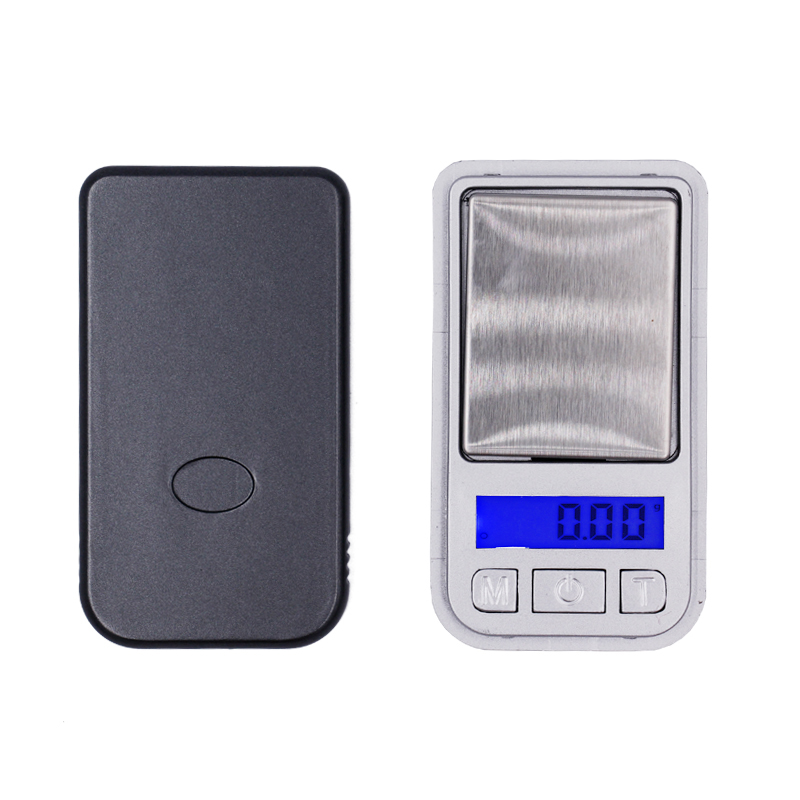 Smallest 200g 0.01g Electronic Digital Jewelry gold weigh Scale Balance Pocket Gram LCD Display with backlight 15% mini pocket digital scale 0 01 x 200g silver coin gold jewelry weigh balance lcd