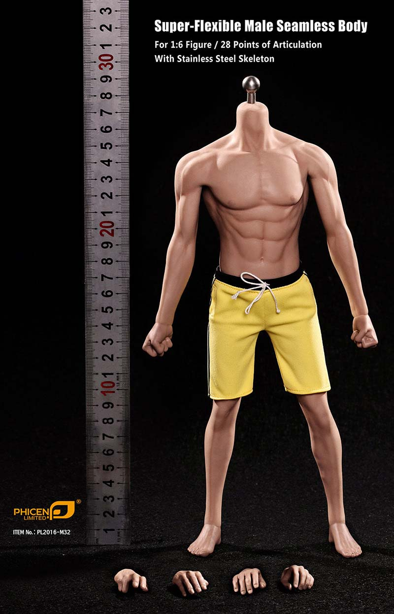 1/6 Scale Asia Muscle Male Figure Super flexible Male Seamless Body(no head sculpt) p80 panasonic super high cost complete air cutter torches torch head body straigh machine arc starting 12foot