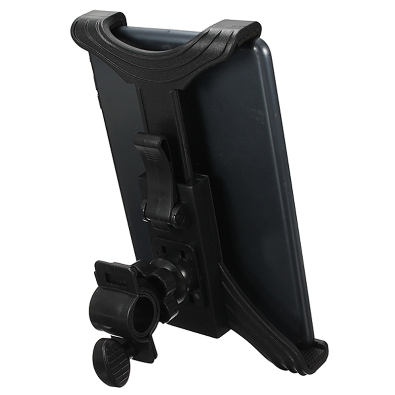 New 7-10 inch Adjustable Universal Microphone Music Motorcycle Bike Bicycle Mount Stand Holder For Samsung Tablet For iPad 2 3 image