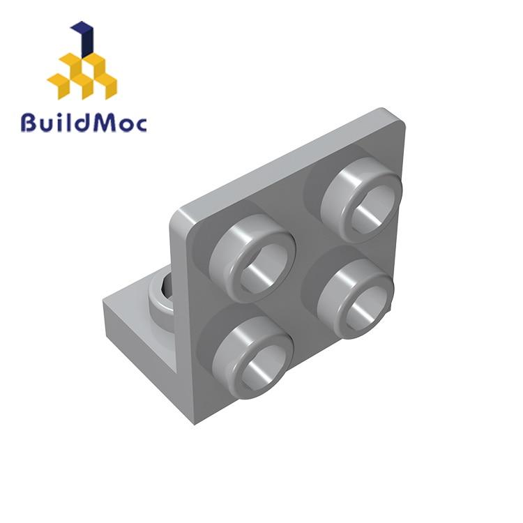BuildMOC Compatible Assembles Particles 99207 1x2 2x2 For Building Blocks Parts DIY  Educational Creative Gift Toys