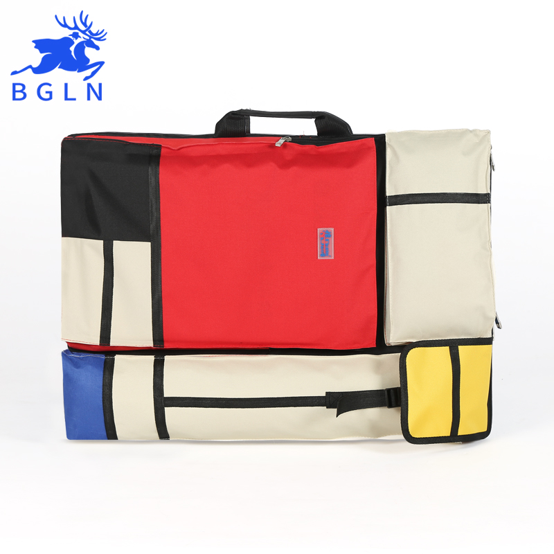 Bgln 4K Light Waterproof Portable Sketch Painting Board Large Capacity Travel Shoulder Sketchpad Drawing Bag art supplies