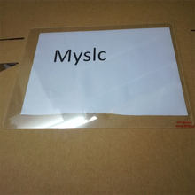 Myslc tempered glass for 10.1 CIGE Inch A5510 MTK6592 Octa Core Tablet PCs(China)