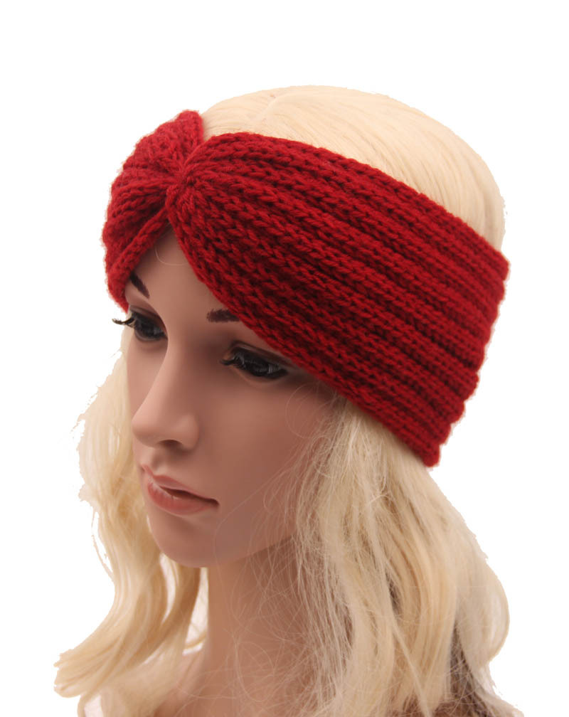 Can be used as winter ski headbands, thermal cycling headband, running warm headband and crown winter warm button cable knit headband for picnics, outdoor walks, camping and more. Plain braided winter Women Braid Cable Knitted Crochet Head Wrap Stretch Wide Headband Accessories. $ Buy .
