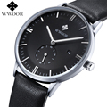 Men Watches Brand Fashion Date Analog Clock Men's Quartz Sports Watch Male Genuine Leather Strap Casual Watch relogio masculino