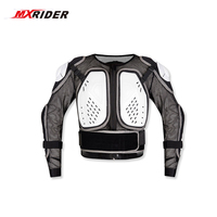 MXRIDER Professional Motorcycle Jacket Body Protector Motocross Racing Full Body Armor Spine Chest Protective Jacket Gear