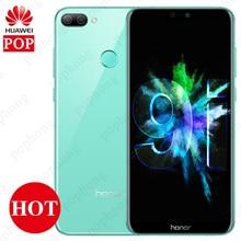 Küresel Rom Huawei honor 9i 5.84 ''Android 8.0 Cep Telefonu honor 9N Kirin 659 Octa Çekirdekli Çift Arka Kameralar 13.0MP + 20.M...