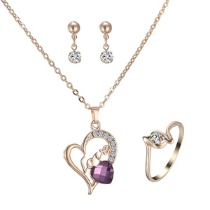 Fashion Gold Jewelry Engrave L