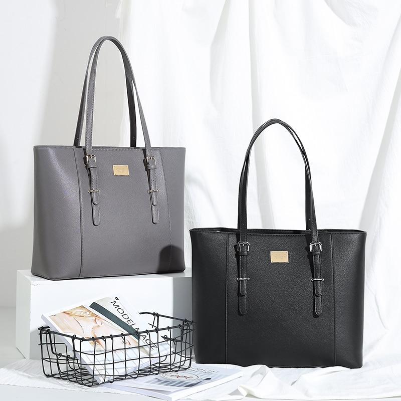 Us 36 48 34 Off Lovevook Women Handbags Large Tote Bags Las Shoulder Laptop Office For 2018 Working School Travel In