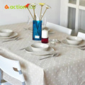 Small Floral Printed Table Cloth Country Style Nappes De Table Flax Table Covers Europe Dining Table Corredor Da Tabela Mesa