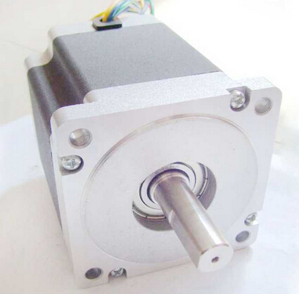 цена на NEMA34 Stepper Motor 6.5N.m (903oz-in) 86mm Frame Body Length 98mm CE ROHS CNC Stepping Motor Nema 34