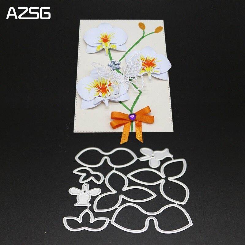 Petals Cutting Metal Dies Stencils Scrapbooking Embossing Paper Craft Decor DIY