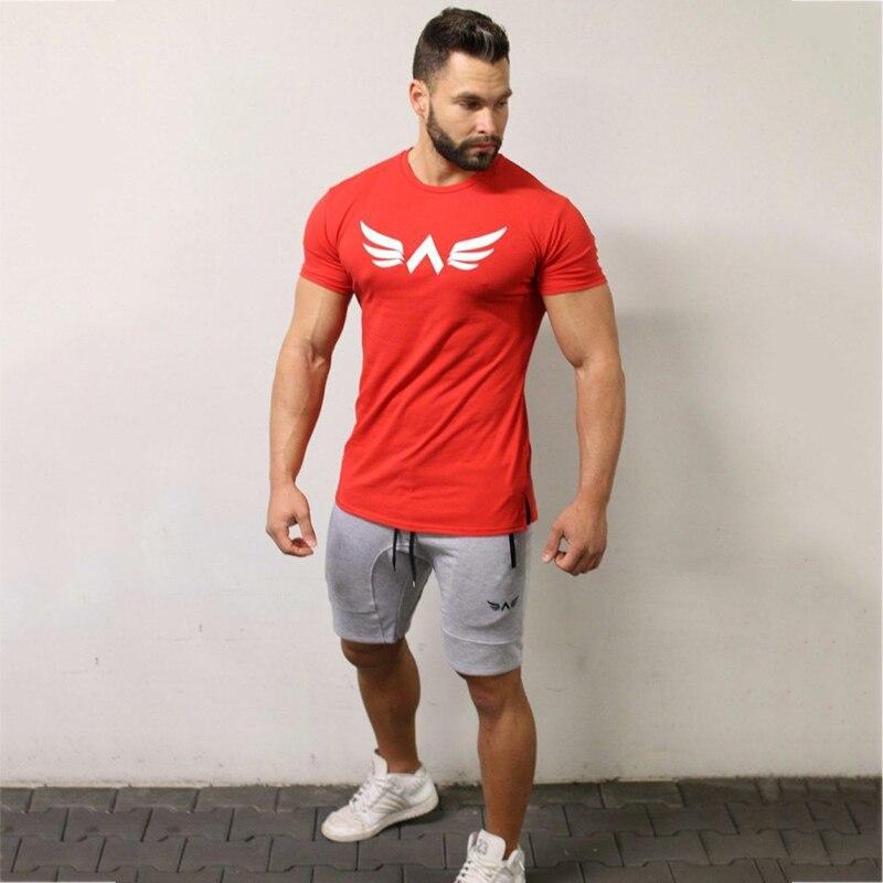 Men Shorts Fitness Bottom Short Pant (6)
