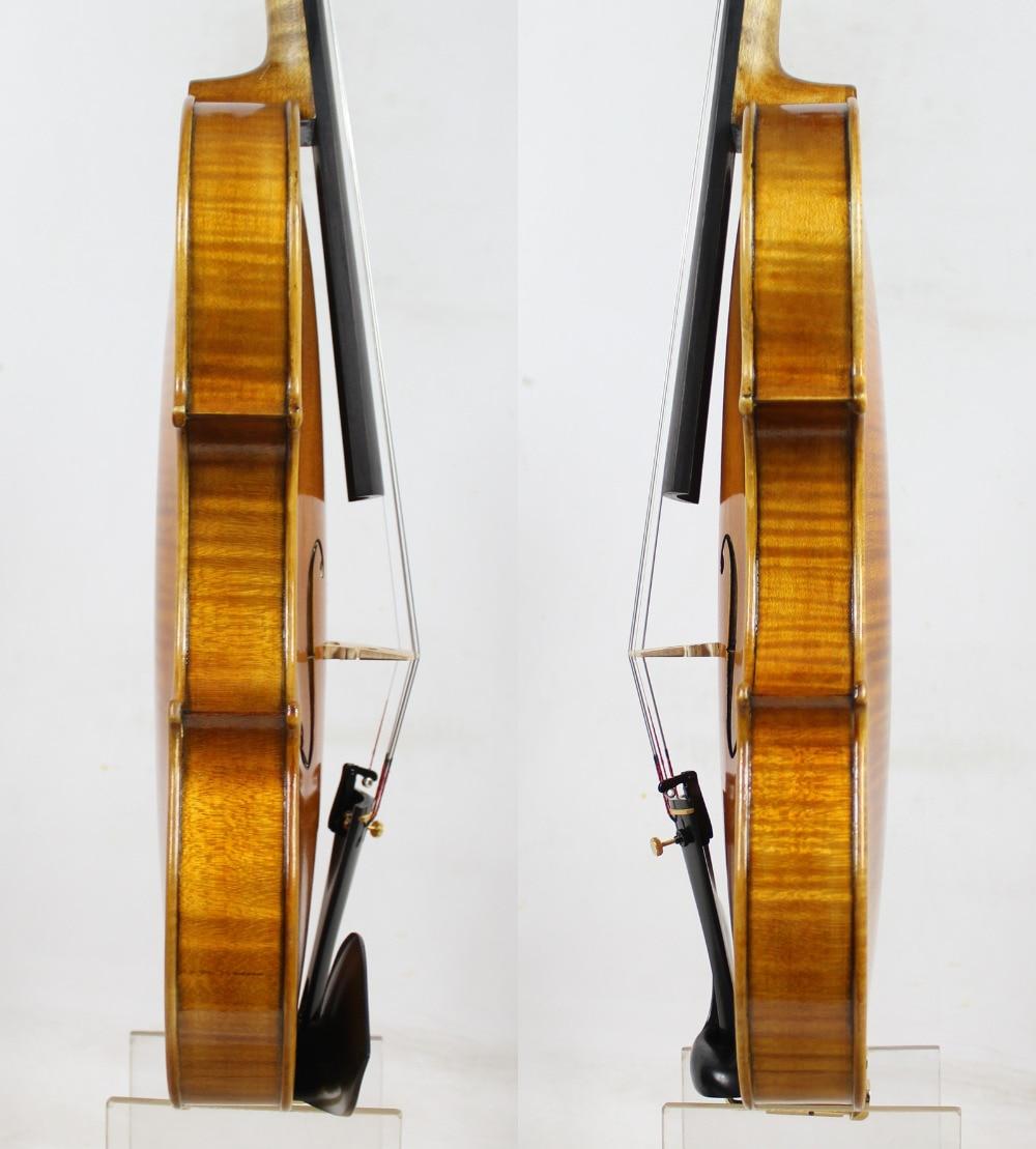 Copy Guarnieri 'del Gesu' ջութակի ջութակ # 182 - Երաժշտական գործիքներ - Լուսանկար 3