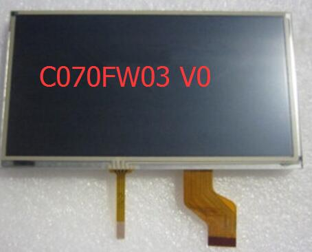 C070FW03 AUO 7.0 inch TFT LCD Screen with Touch Panel C070FW03 V0 480(RGB)*234C070FW03 AUO 7.0 inch TFT LCD Screen with Touch Panel C070FW03 V0 480(RGB)*234