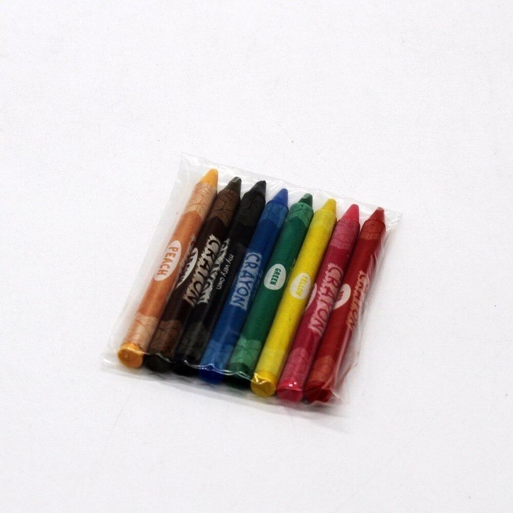 1 stks Student krabbel pen kinderen kleurpotloden pak kleuterschool - School en educatieve benodigdheden