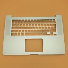 Pour Macbook Pro 15 «Top Case A1398 Topcase Repose-poignets ROYAUME-UNI Standard Ordinateur Portable Cas Sans Remplacement Clavier Retina 2015