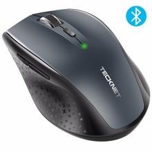 TeckNet Bluetooth Wireless font b Mouse b font 2 4g 2600 2000 1600 1200 800 DPI