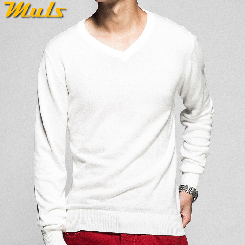 Mens Tokyo Laundry Hoy Colour Block Knitted Knit V Neck Jumper Top Size S-XXL