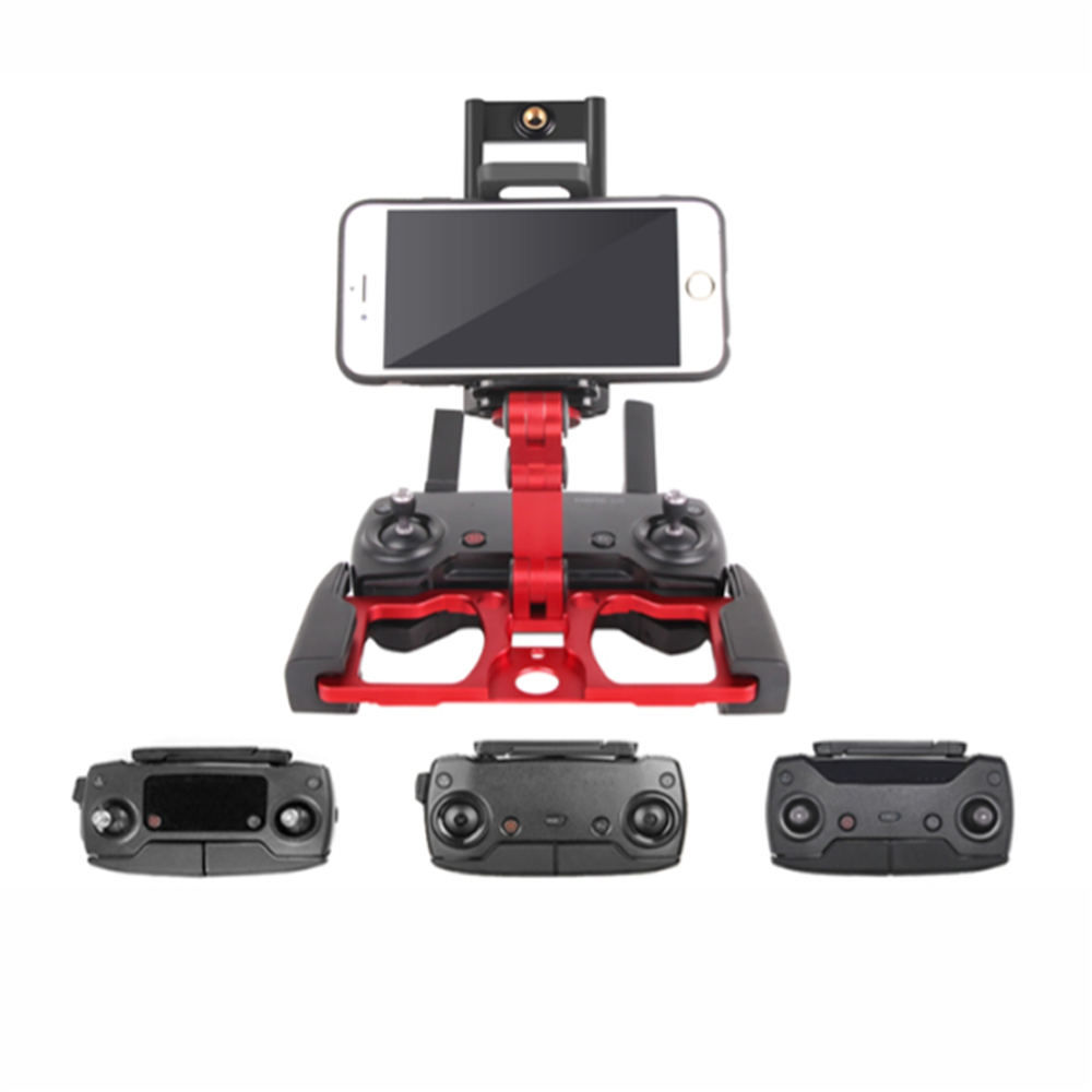 Foldable 3.5-5.5 mobile phone Holder 7-10 Tablet iPad Holder for DJI Spark Mavic Pro /Air Controller CrystalSky Monitor MountFoldable 3.5-5.5 mobile phone Holder 7-10 Tablet iPad Holder for DJI Spark Mavic Pro /Air Controller CrystalSky Monitor Mount