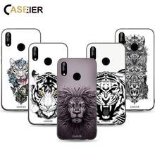 CASEIER Scrub Animal Tattoo Case For Xiaomi Redmi Note 5 7 4X 6A 6 Pro Plus TPU Soft 8 S2 Accessory Funda