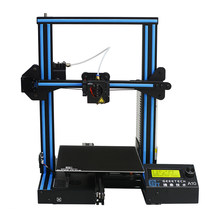 3D Printer Geeetech 3D Printer Aluminium DIY Kit I3 Verbeterde Versie Hoge Precisie CNC Snelle zelf-geassembleerde Desktop 3D object