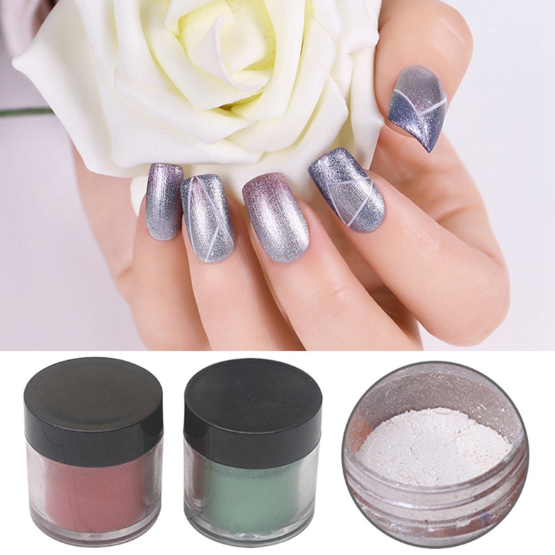 Nail Dip Powder Erfahrung: Dipping Powder Nails Dip Powder Nail Colorful Powder