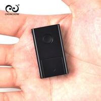 ChonChow Haute Qualité En Temps Réel Mini Tracker avec SOS bouton 2g GSM GPRS Localisateur Pour Enfants Animaux Chat Chien Sac Vélo De Voiture de suivi