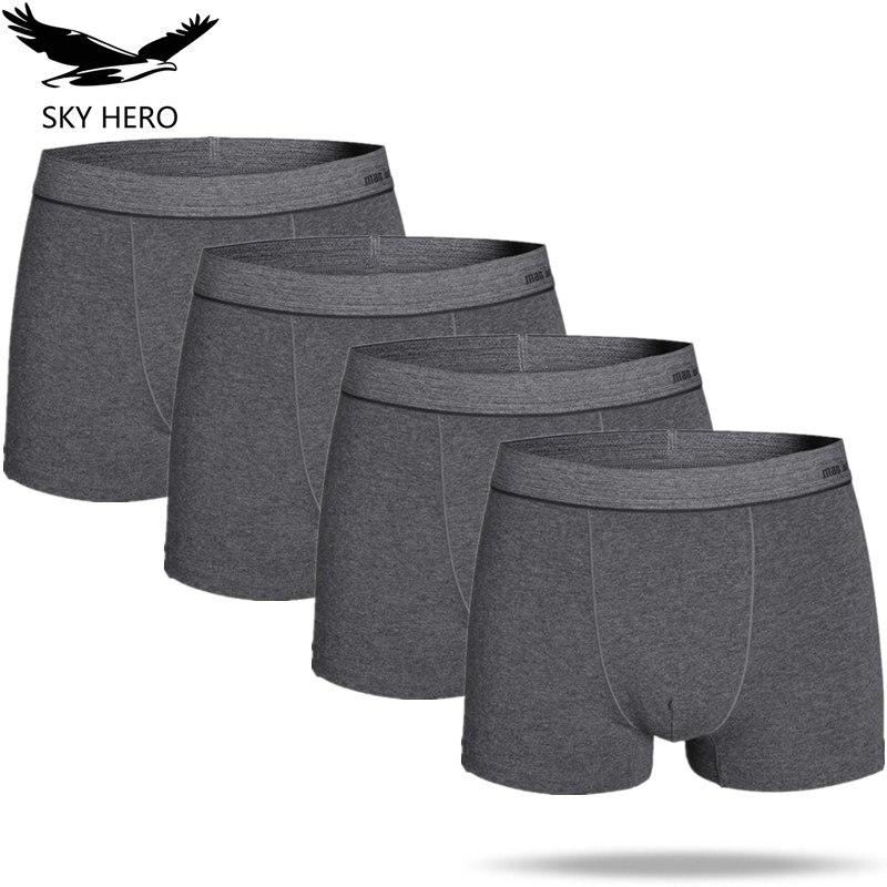 Buy Man Boxer Male Underpants Boxershorts Panties Men Sexy Mens Underwear Boxers Cueca Sexy Comfortable Boxers Men Shorts